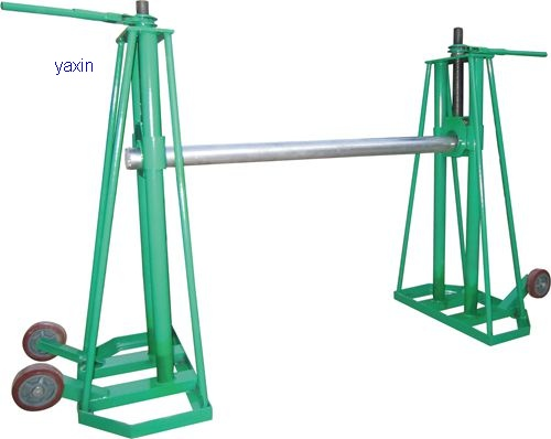 elevating cable drum jacks