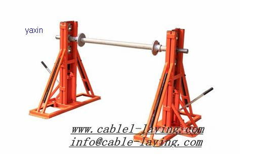 heavy duty cable drum jacks